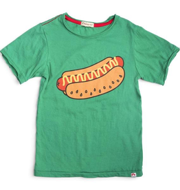 Appaman Hot Dog Graphic Short Sleeve Tee for Boy