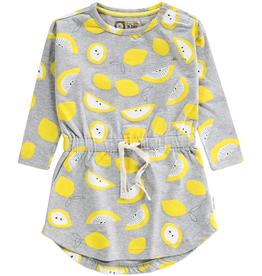 Tumble 'N Dry, Lemon Printed Elvis Dress for Girls
