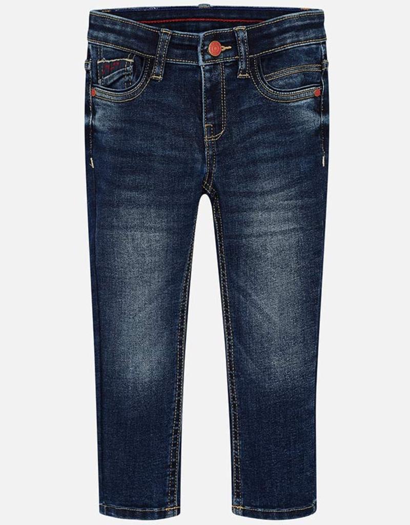 5f3d30f1 Mayoral Super Slim Fit Jeans for Boy - Steveston Village Maternity