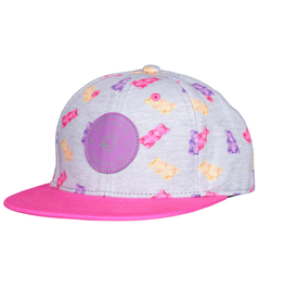 Birdz Children Gummy Bear Baseball Cap for Girls
