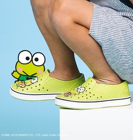 Native Shoes Miles Sanrio Child Kero Kero Keroppi