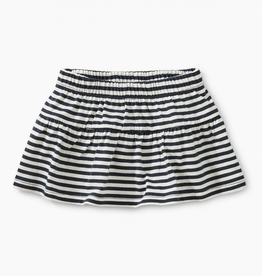 Tea Collection Striped Ruffled Bloomers for Baby Girl