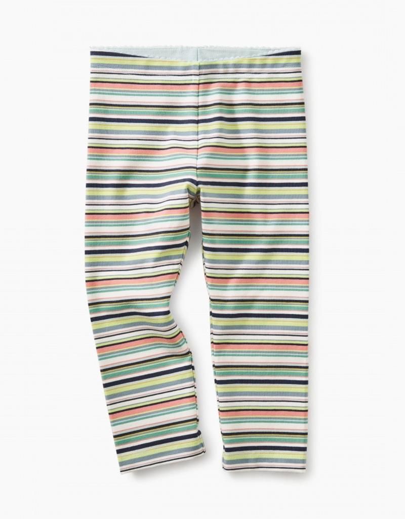 Tea Collection Multistripe Baby Leggings for Baby Girl