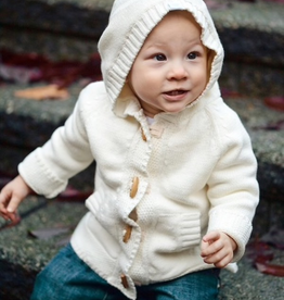 Beba Bean Knit Hoodie for Baby