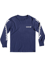 Quiksilver Check it Long Sleeve Tee for Boy