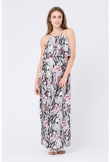 Ripe Maternity Kresna Halter Nursing Dress