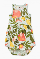 Tea Collection Printed Skirted Tank Dress