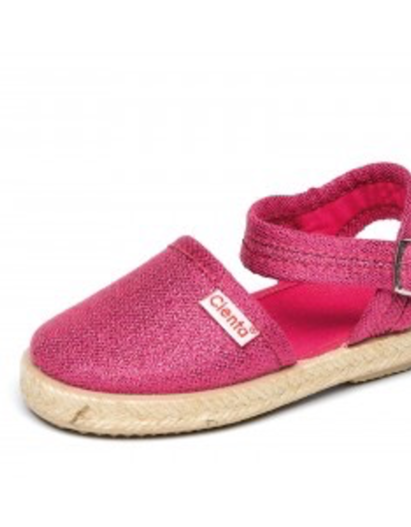 Calzados Cienta Shoes Valenciana Hebilla Metalizado Sandal for Girl