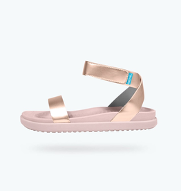 Native Shoes Juliet Metallic Sandal