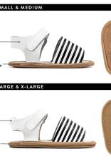 Pretty Brave Blake Stripe Sandal