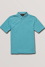 Volcom Wowzer Polo Short Sleeve Shirt for Boy