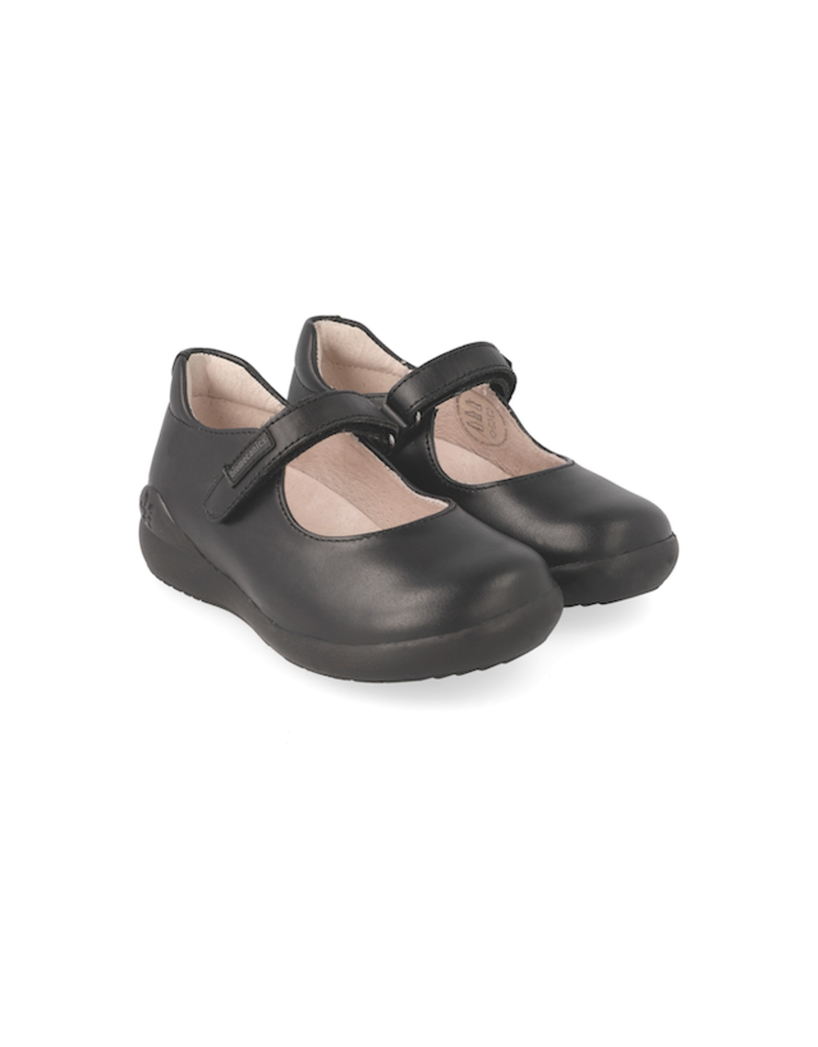 Biomechanics Velcro Mary Jane Uniform Shoes for Girl