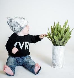 Posh & Cozy YVR City Code Crewneck Sweatshirt for Baby