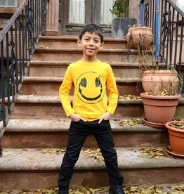 Appaman Happy Tunes Graphic Long Sleeve Tee for Boy