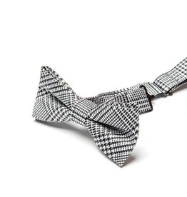 Appaman Houndstooth Plaid Bow Tie for Boy