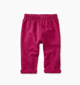 Tea Collection Solid Knit Baby Pant for Baby Girl
