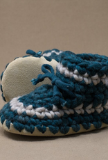 Padraig Cottage Wool Baby Booties