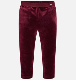 Mayoral Velvet Leggings for Girl