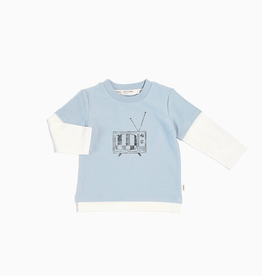 Long Sleeve TV T-Shirt forBaby  Boy