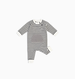 Striped Playsuit for Baby