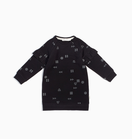 """Play/Replay"" Long Sleeve Sweater Dress for Baby Girl"
