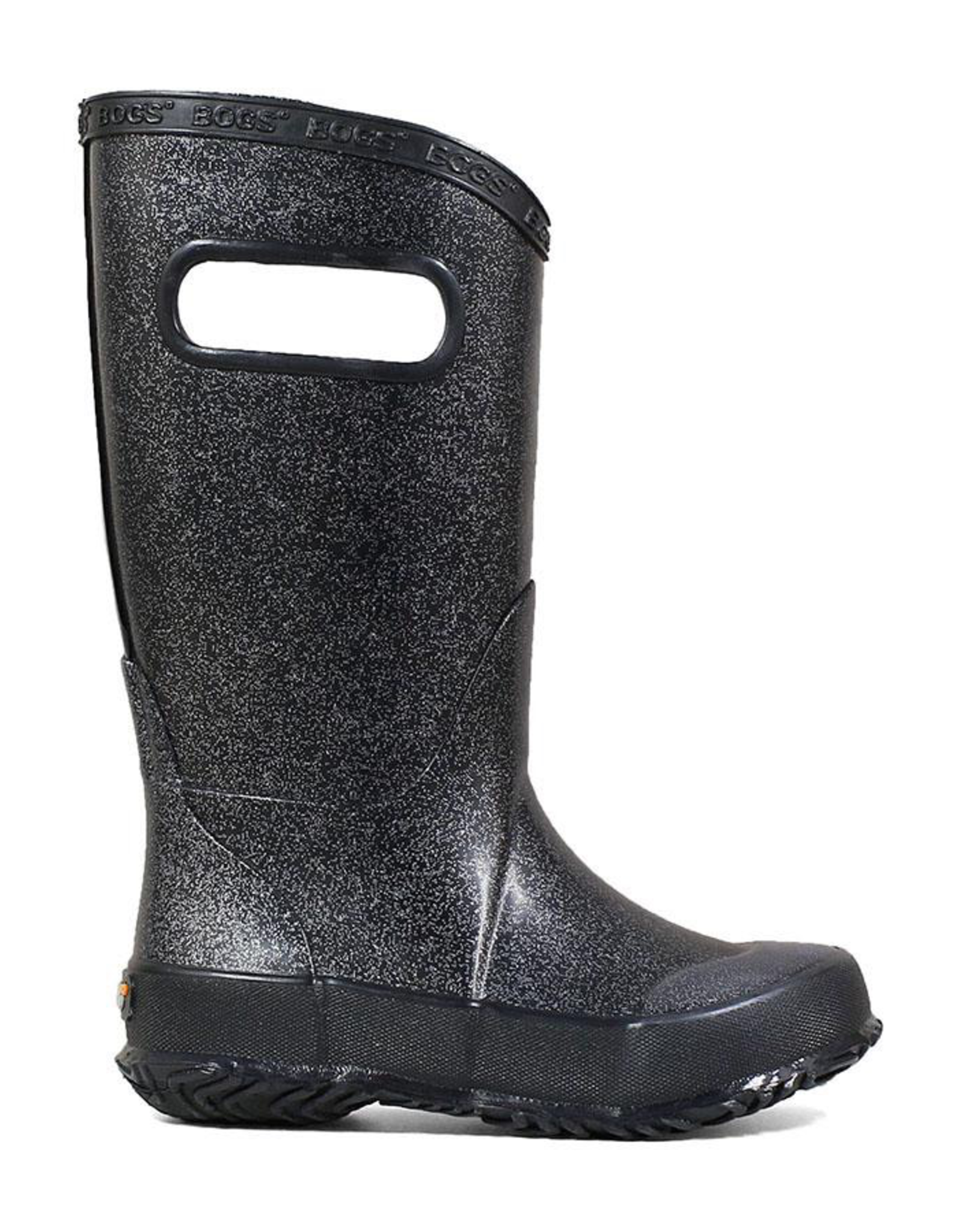 Bogs Kids' Classic Solid Black Insulated Boots