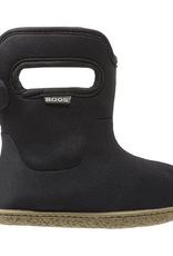 Bogs Baby Bogs Solid Black Waterproof Boots