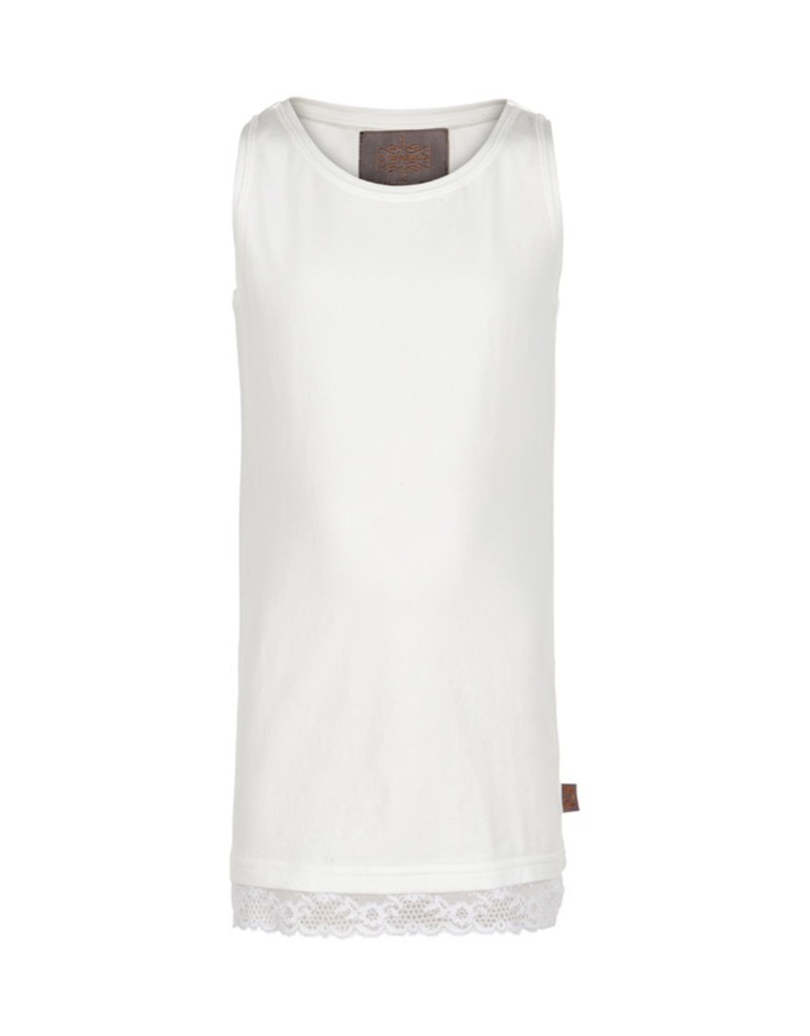 Creamie Lace Tank Top for Girls