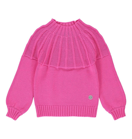 Birdz Children Neon Chunky Sweater for girls