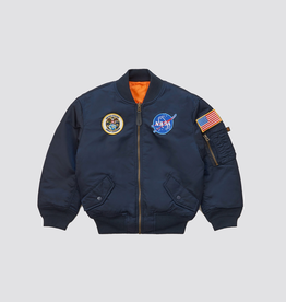 Alpha Industries Youth Nasa MA-1 Bomber Jacket