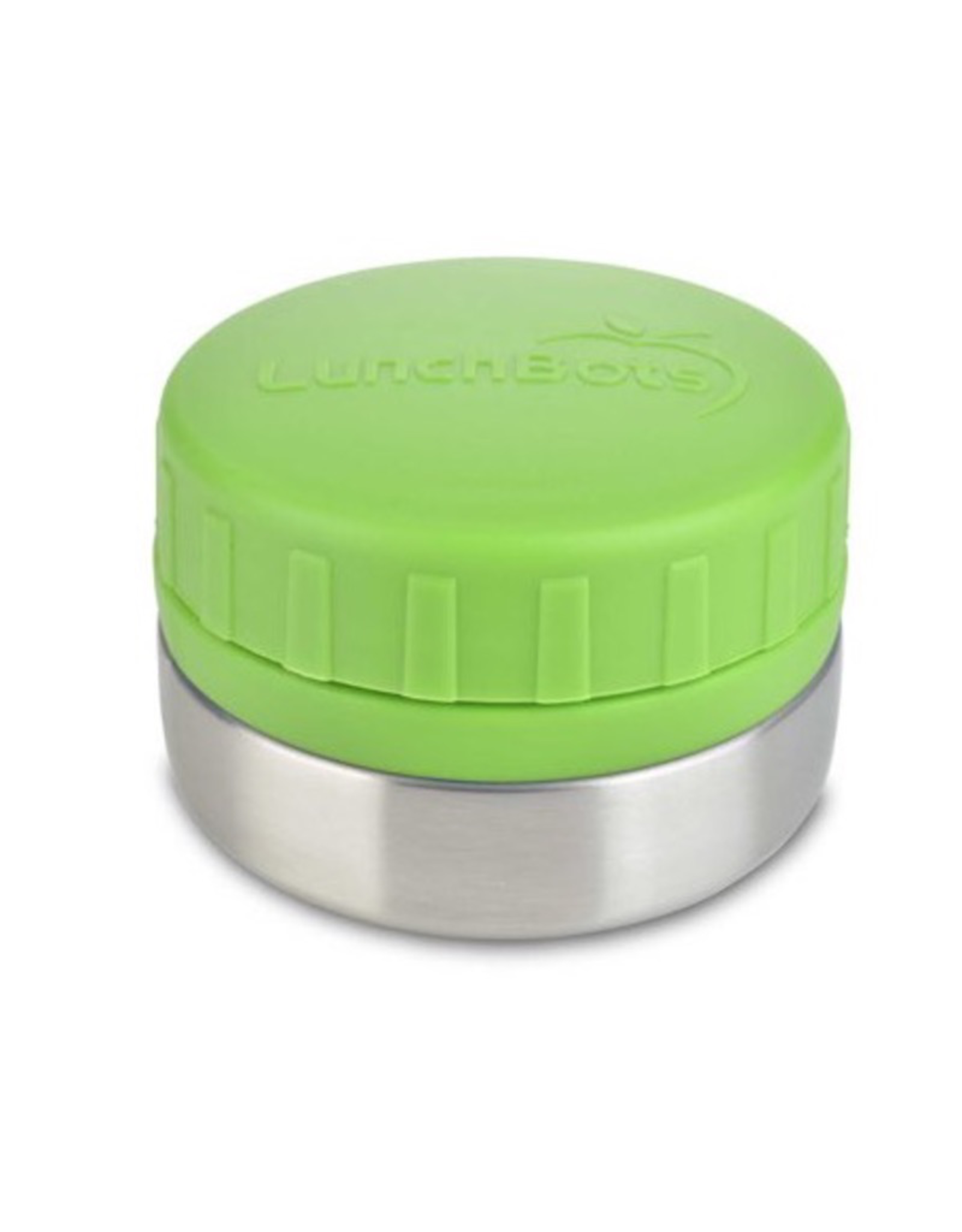 LunchBots Stainless Steel Leak Proof Round Food Container