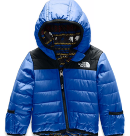 The North Face Boys' Infant Reversible Perrito Jacket in TNF Blue