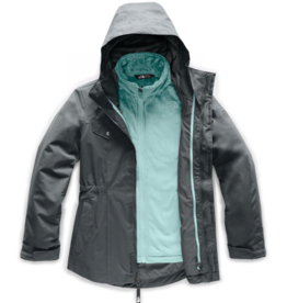 The North Face Girls' Osolita 2.0 Triclimate® Jacket in Asphalt Grey