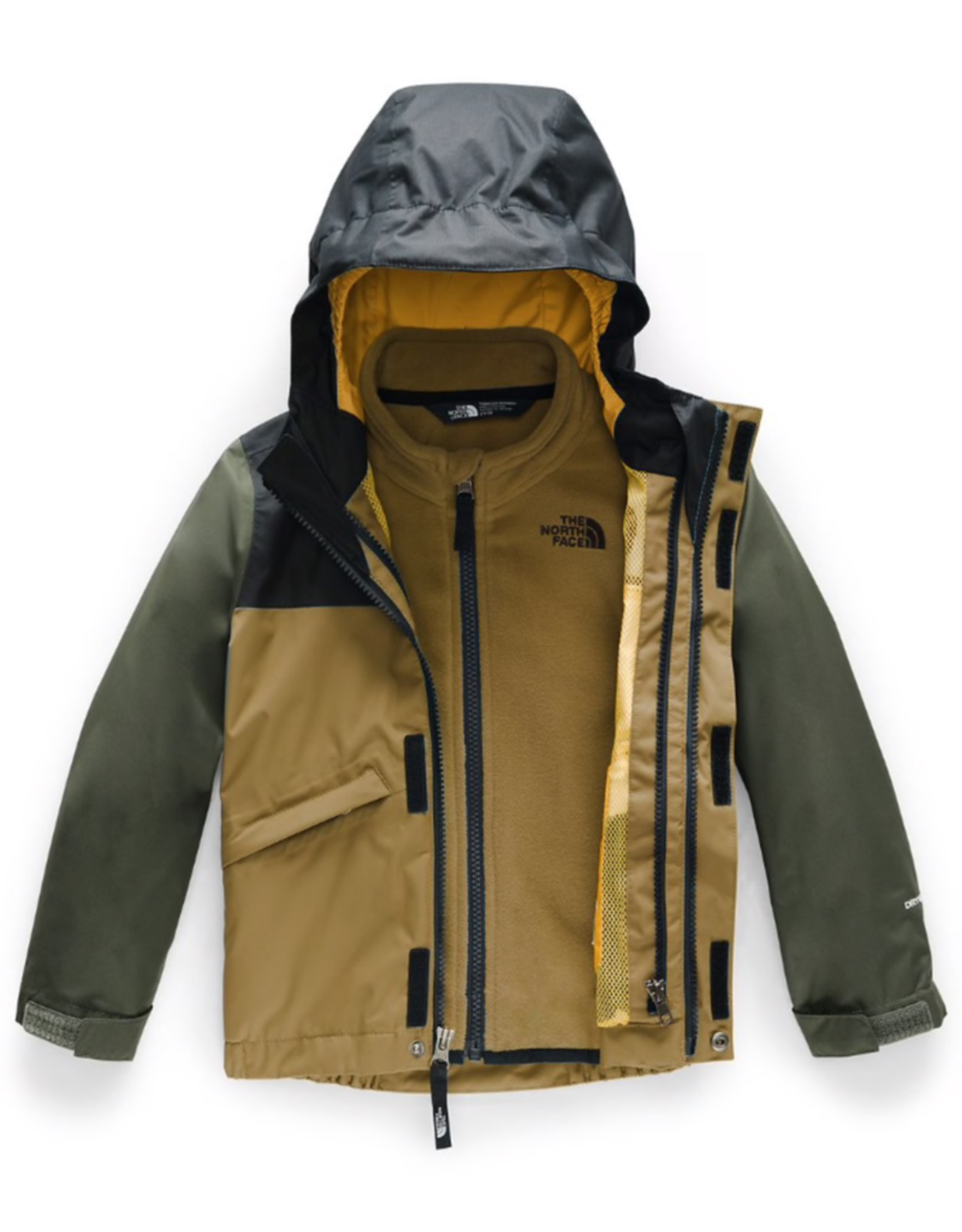 The North Face Boys' Toddler Snowquest Triclimate®