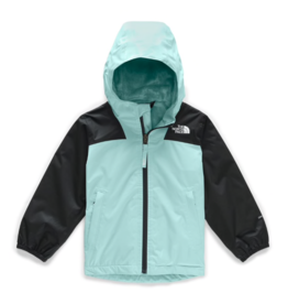 The North Face Girls' Toddler Warm Storm Jacket in Windmill Blue