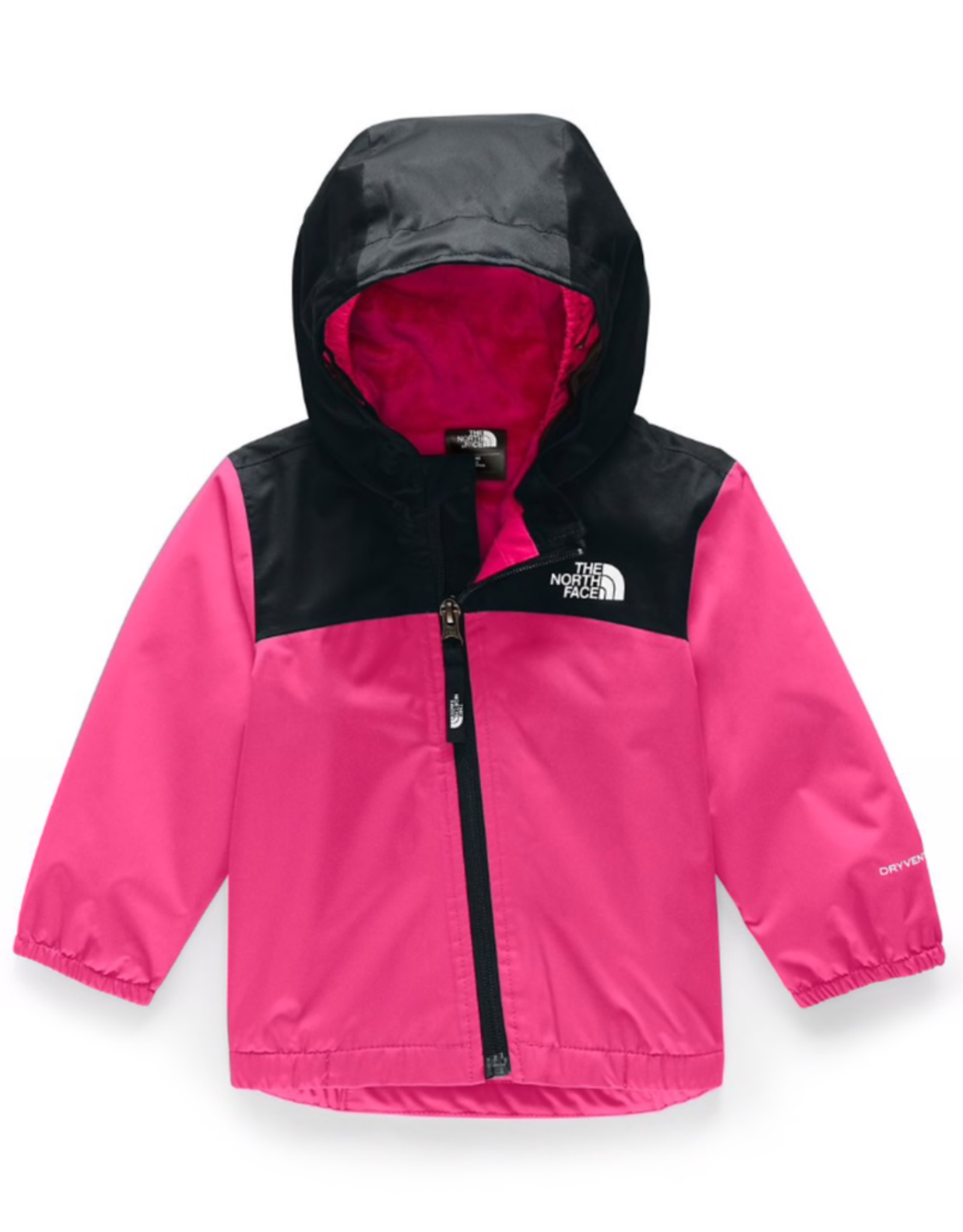 The North Face Girls' Infant Warm Storm Jacket in Mr. Pink