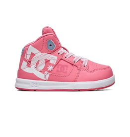 DC Shoes Toddler's Pure SE - High-Top Shoes in Pink