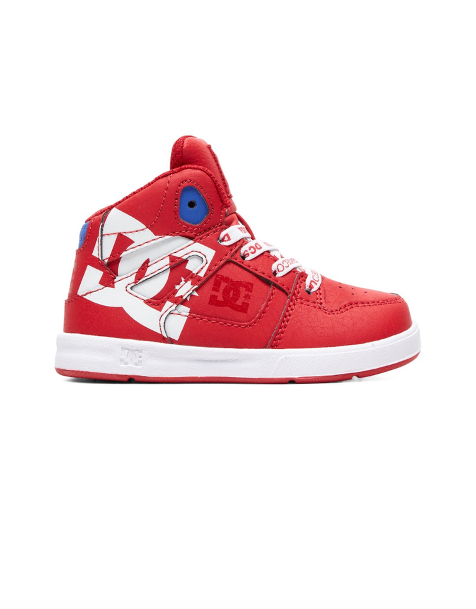 DC Shoes Toddler's Pure SE - High-Top Shoes in Red