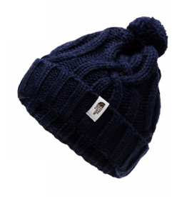 The North Face Cable Minna Beanie for Baby in Montague Blue
