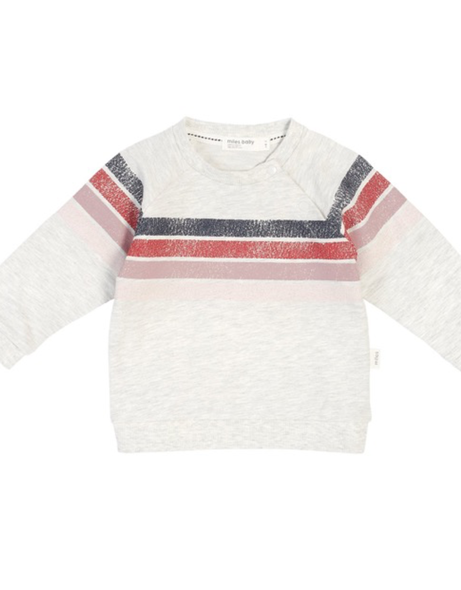 Knit Sweatshirt for Girl in Pink