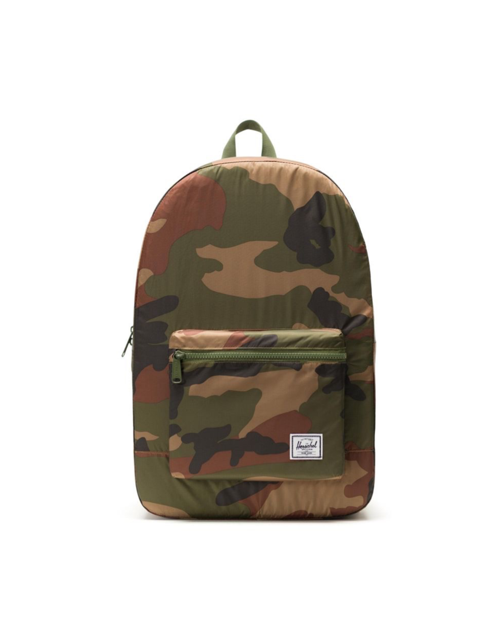 Herschel Supply Co. Adult Packable Daypack, Camo, 24.5L