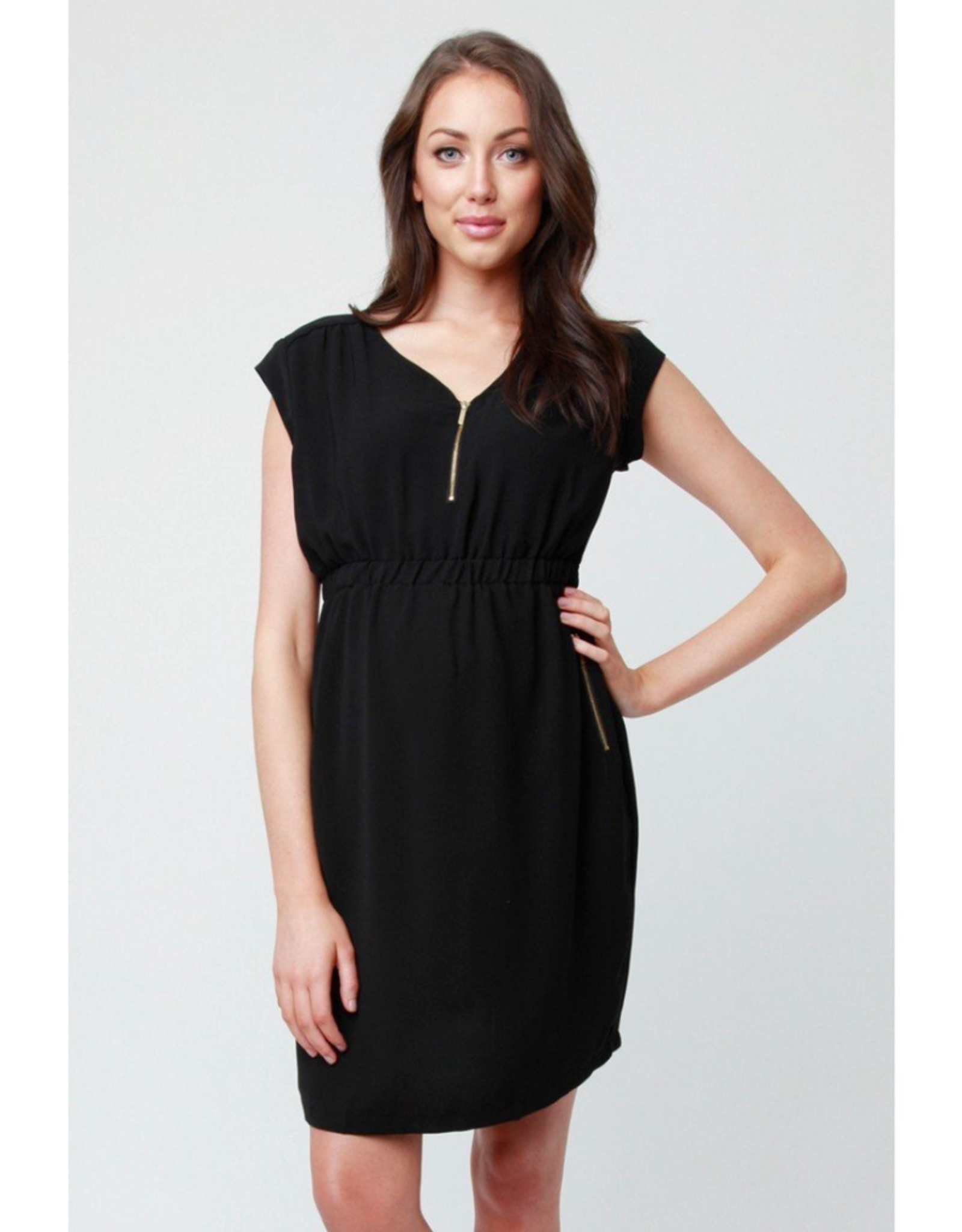 Ripe Maternity Belle Nursing Tunic Dress