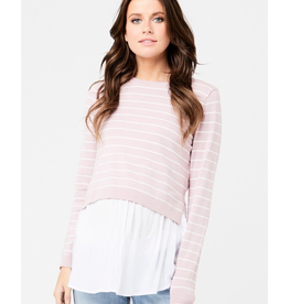 Ripe Maternity Sia Nursing Knit Sweater