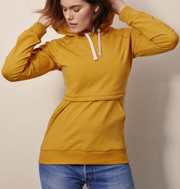 Boob Design B-Warmer Nursing Hoodie in Amber