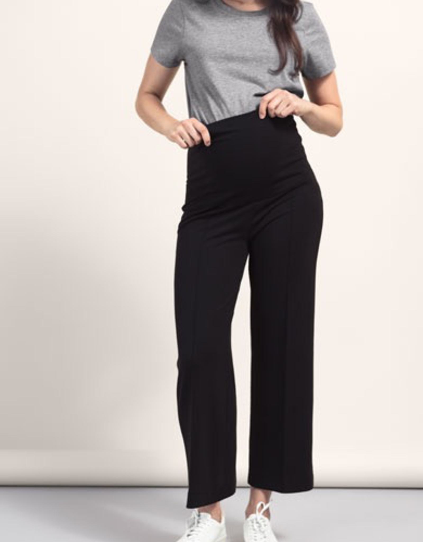 Boob Design Once-On-Never-Off Cropped Pants
