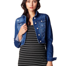 Noppies Maternity Rowan Denim Maternity Jacket