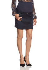 Noppies Maternity Ally Short Over the Bump Denim Skirt