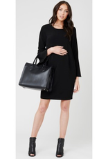 Ripe Maternity Bell Sleeve Tulip Maternity Dress