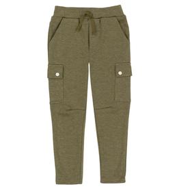 Deux Par Deux Khaki Cargo Pants for Girl