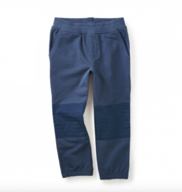 Tea Collection Nautilus French Terry Moto Pants for Boy